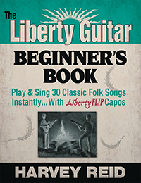Liberty Guitar Beginner's Book