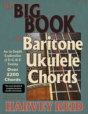 The Big Book of Baritone Ukulele Chords